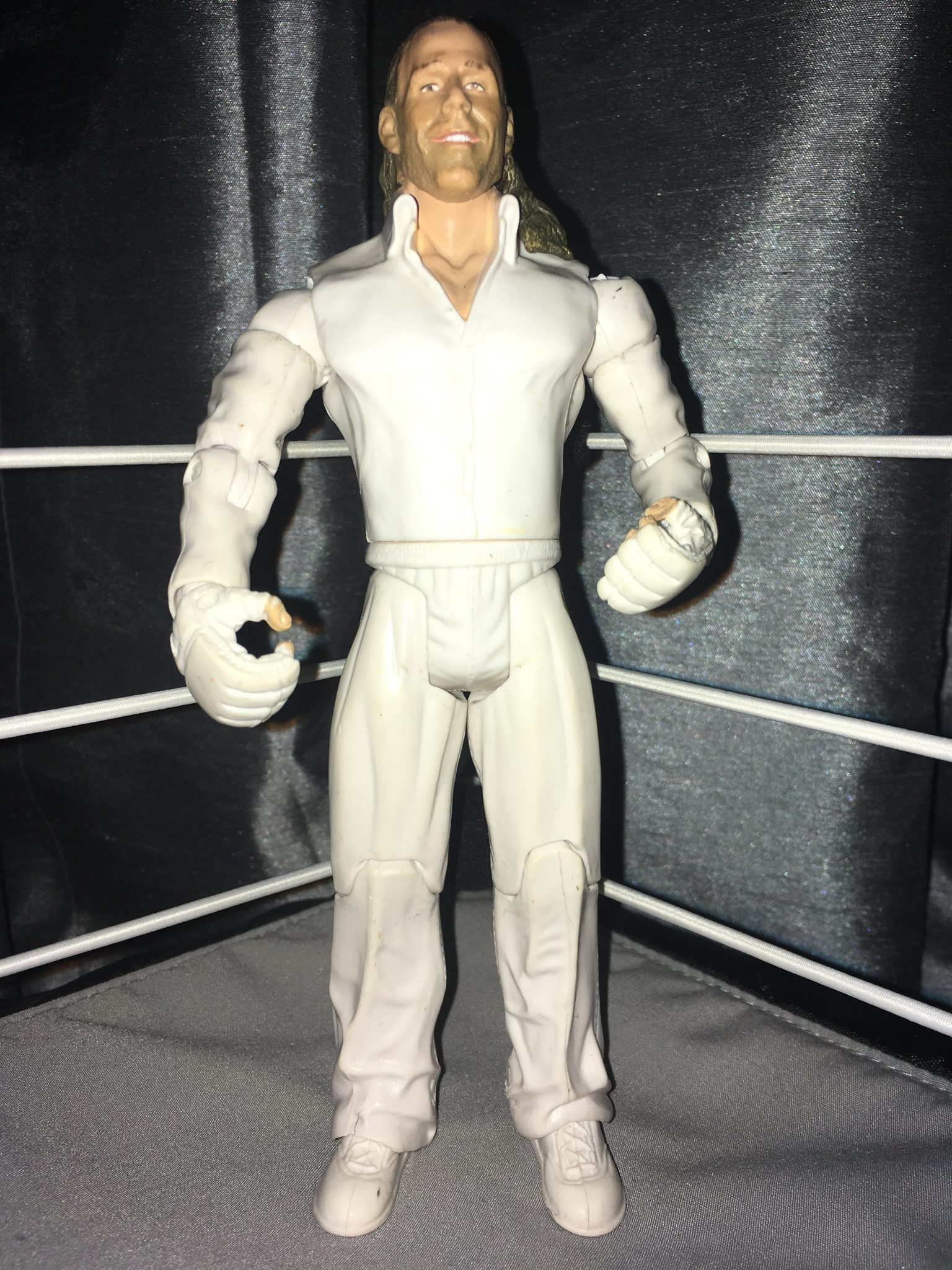 WWE Ruthless Agression Wrestling Series 42 Shawn Michaels New